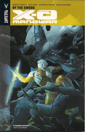 X-O Manowar édition TPB softcover (souple)