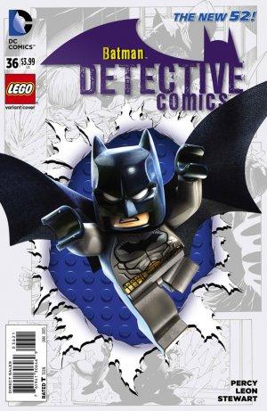Batman - Detective Comics 36 - Terminal 2 (LEGO Variant)