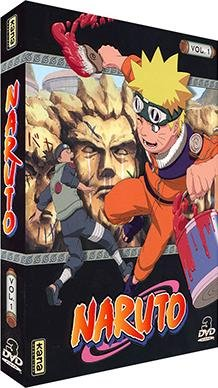 Naruto édition COFFRET  -  VO/VF