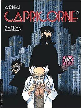 couverture, jaquette Capricorne 18  - Zarkansimple 1999 (le lombard)
