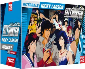 City Hunter - Nicky Larson édition Intégrale