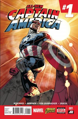All-New Captain America édition Issues (2014 - 2015)