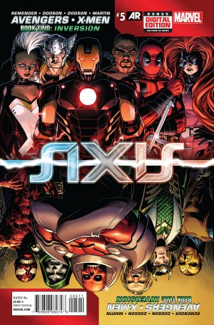 Axis # 5 Issues (2014)