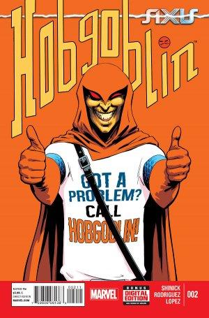 Axis - Hobgoblin # 2 Issues V1 (2014)