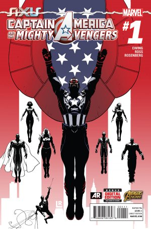 Captain America and the Mighty Avengers édition Issues (2014 - 2015)
