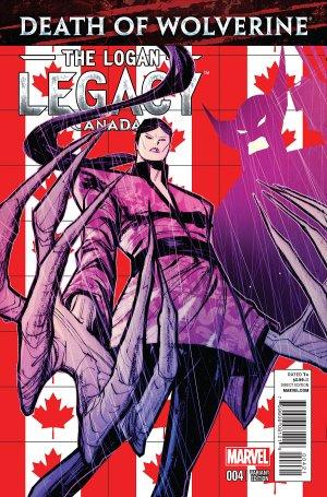 Death of Wolverine - The Logan Legacy # 4
