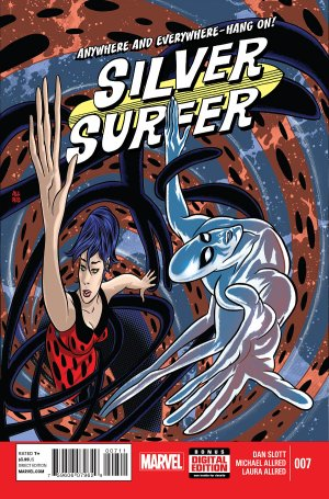 Silver Surfer # 7 Issues V7 (2014 - 2015)