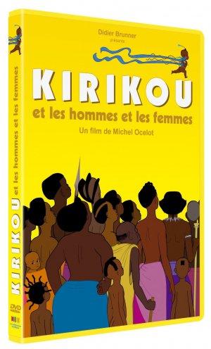 Kirikou et les hommes et les femmes édition Simple