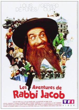 Les Aventures de Rabbi Jacob édition Simple