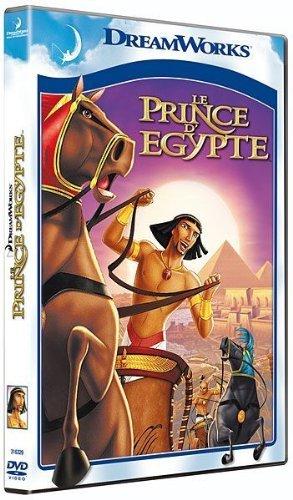 Le Prince d'Egypte édition Simple