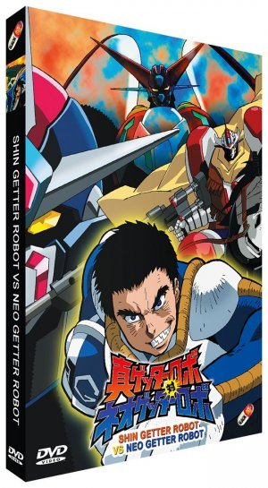 Shin Getter Robo vs. Neo Getter Robo édition Gô Nagai Collection