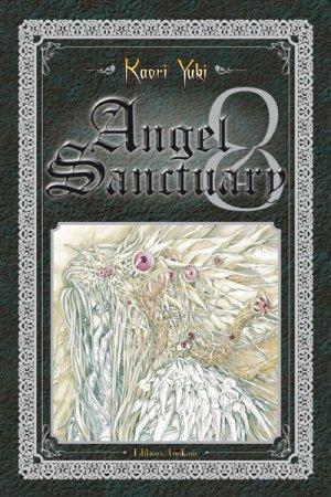 Angel Sanctuary 8