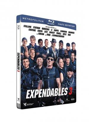 Expendables 3 - unité spéciale édition Boîtier SteelBook