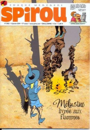 Le journal de Spirou # 3952
