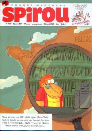 Le journal de Spirou # 3953