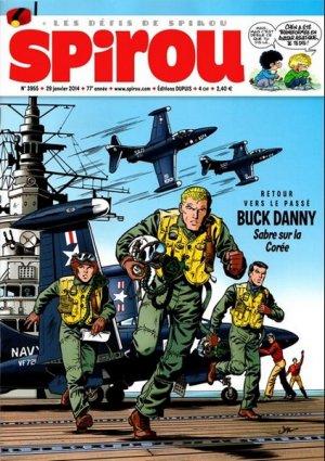 Le journal de Spirou # 3955