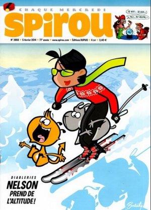 Le journal de Spirou # 3956