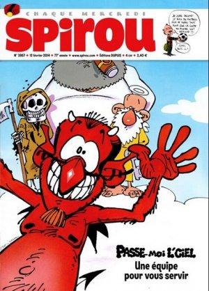 Le journal de Spirou # 3957