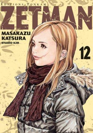 couverture, jaquette Zetman 12  (Tonkam)
