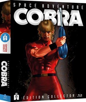 Cobra édition Intégrale - Collector Blu Ray