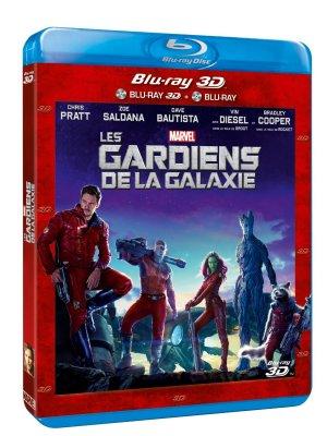 Les Gardiens de la Galaxie édition Combo