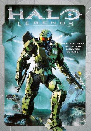 Halo Legends édition DVD
