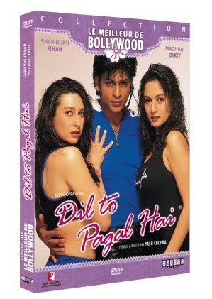 Dil To Pagal Hai édition Simple