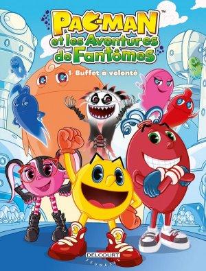 Pac-Man et les Aventures de Fantômes édition Simple