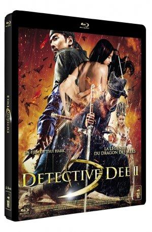 Détective Dee II : La Légende du Dragon des Mers édition Simple