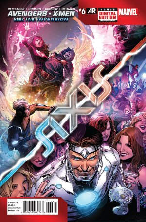Axis # 6 Issues (2014)