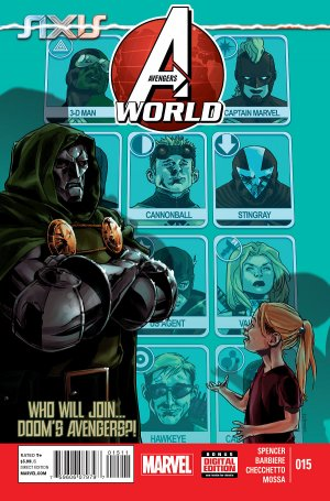 Avengers World # 15 Issues (2014 - 2015)