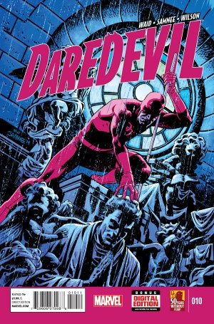 Daredevil # 10 Issues V4 (2014 - 2015)