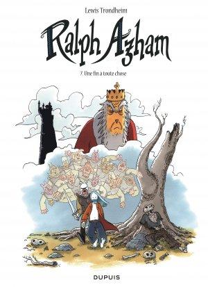Ralph Azham # 7