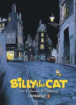 Billy the cat édition Intégrale