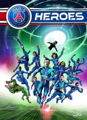 Paris Saint-Germain Heroes édition simple