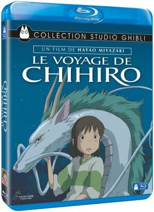 Le Voyage de Chihiro édition Blu-ray
