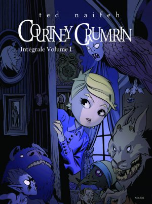 Courtney Crumrin édition Intégrale (2014)