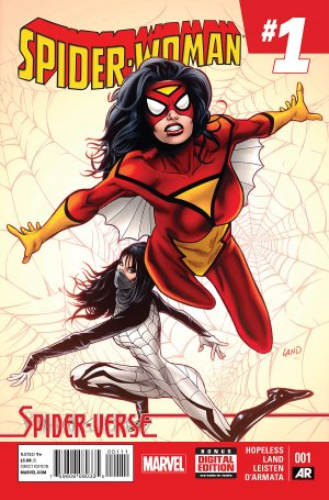 Spider-Woman # 1 Issues V5 (2014 - 2015)