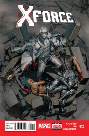 X-Force # 12 Issues V4 (2014 - 2015)