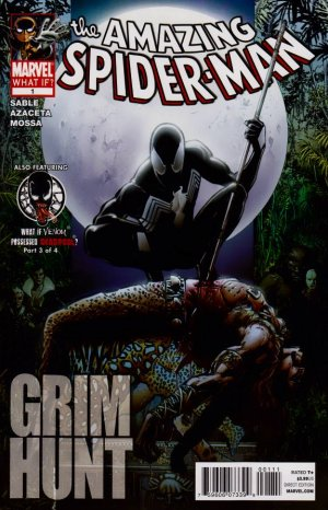 What If? - The Amazing Spider-Man - Grim Hunt édition Issues