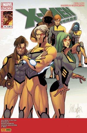 X-Men Universe # 18
