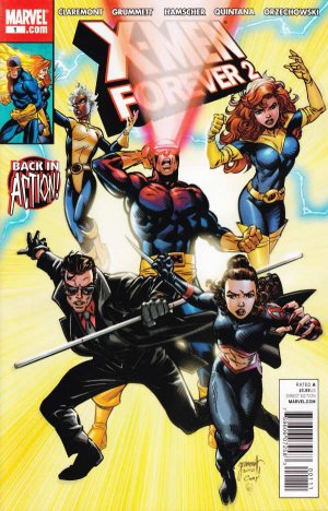 X-Men Forever 2 édition Issues