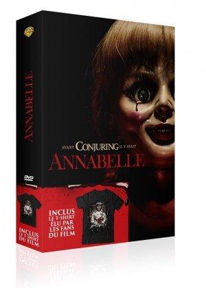 Annabelle édition Coffret DVD + T-shirt