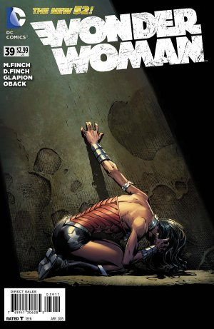 Wonder Woman # 39 Issues V4 - New 52 (2011 - 2016)
