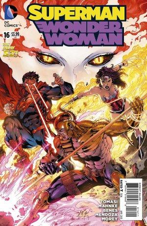 Superman / Wonder Woman # 16 Issues