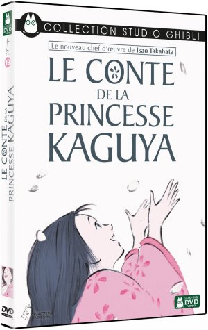 couverture, jaquette Le conte de la princesse Kaguya   (Buena vista)