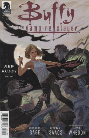Buffy Contre les Vampires - Saison 10 édition Issues (2014 - 2016)