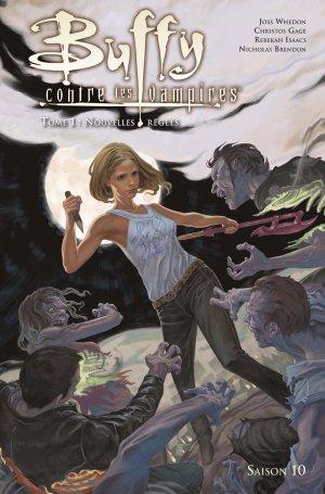 Buffy Contre les Vampires - Saison 10 édition TPB hardcover (cartonnée)