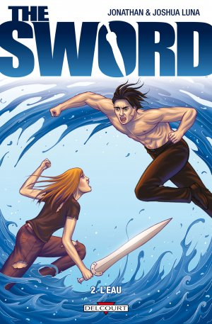 The Sword # 2 TPB hardcover (cartonnée) (2014 - 2015)