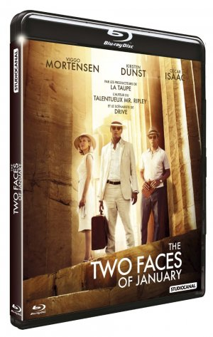 The Two Faces of January édition Simple